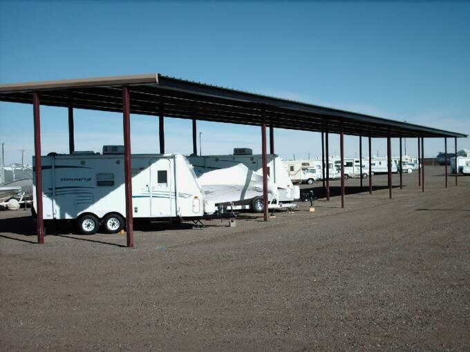 Trailer Storage Denver Trailer Storage